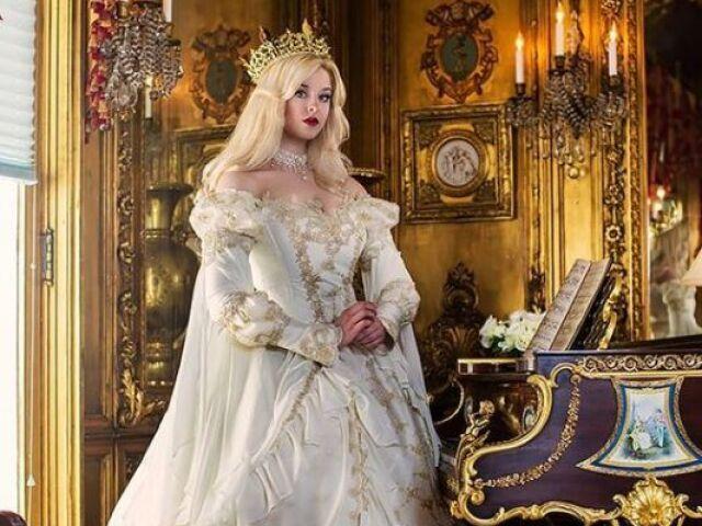 Monte sua vida de princesa e descubra qual seria seu nome de princesa