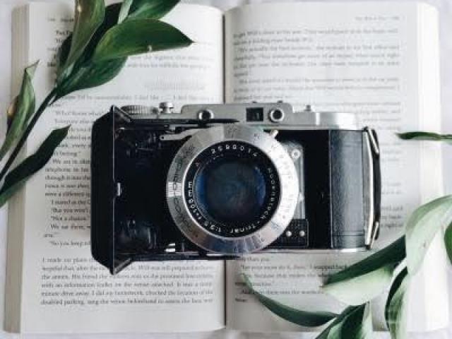 Monte a sua sessão de fotos!📸