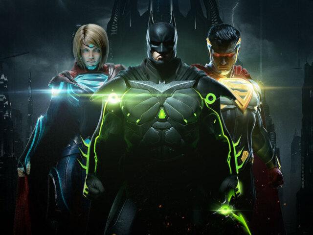 Que herói de Injustice 2 você seria?