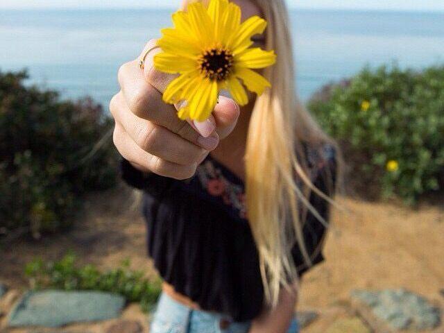 Qual flor vc seria?