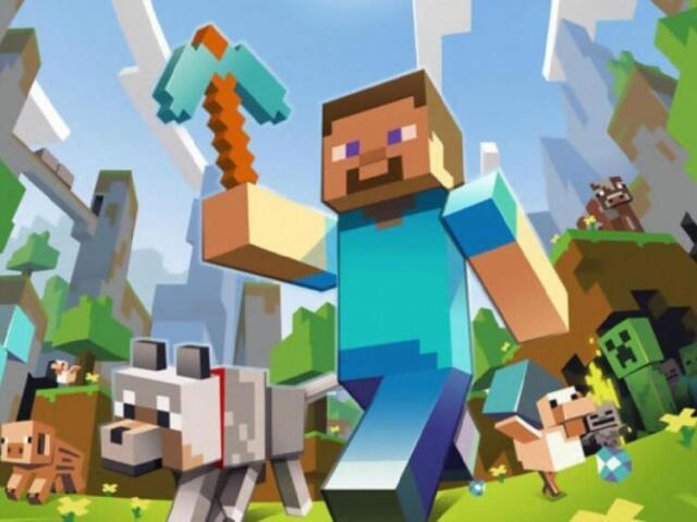 Você sabe tudo sobre o Minecraft?