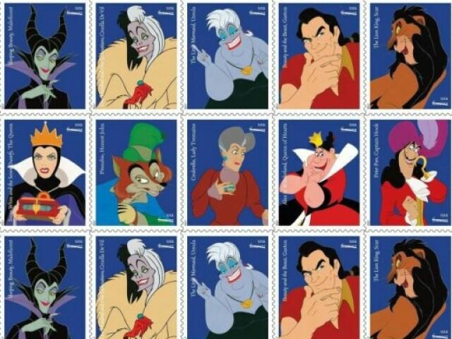 Qual vilão da Disney você seria