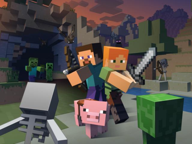 Você sabe de Minecraft? (nível pro)
