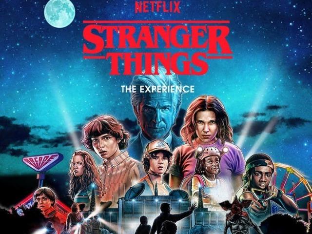 Qual personagem de Stranger Things é você?