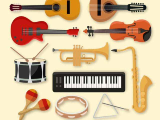 Qual instrumento mais combina com sua personalidade?