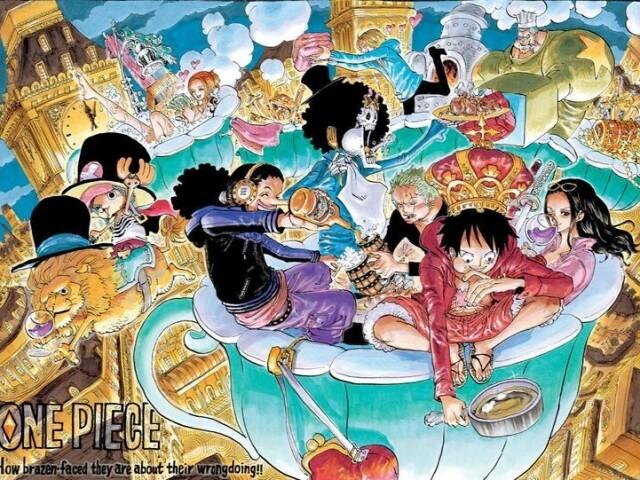 Quanto você conhece sobre One Piece?