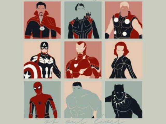 Verdadeiro ou Falso Vingadores: Prove que você sabe de tudo sobre os heróis da Marvel