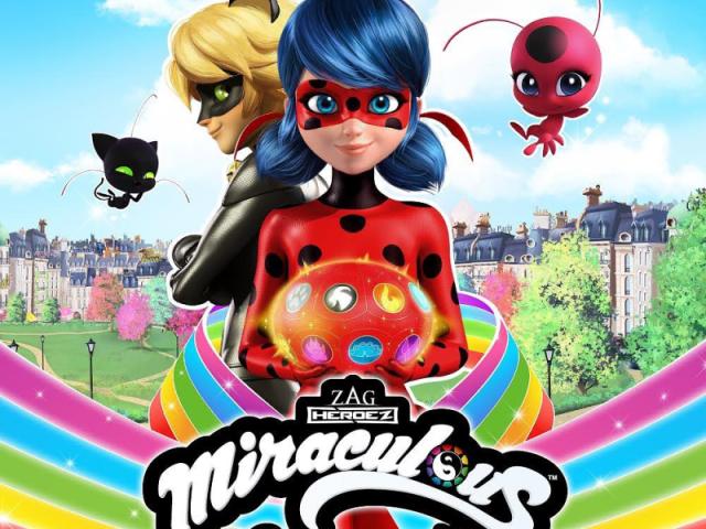 O que você sabe sobre Miraculous: As Aventuras de Ladybug?