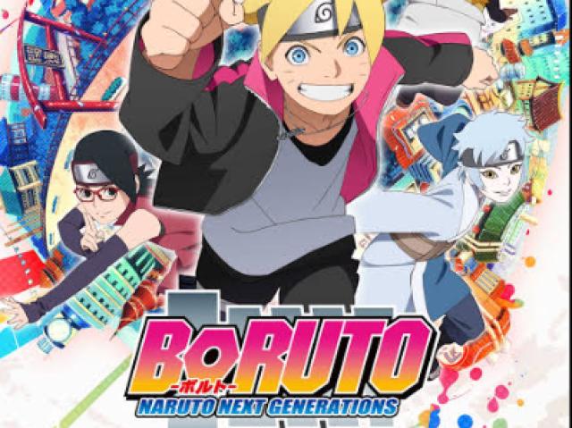 O quanto você conhece Boruto: Naruto next Generations?
