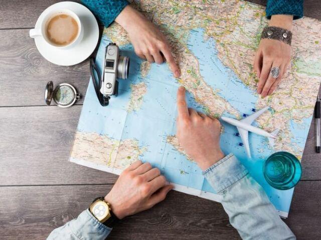 Descubra para onde será sua incrível viagem!👍💖🌴