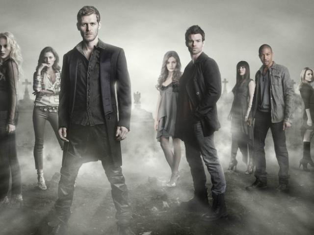 Quem você seria em The Originals?