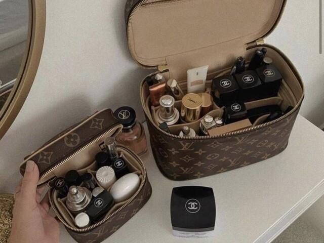 Monte seu kit de maquiagem 💜✨💖