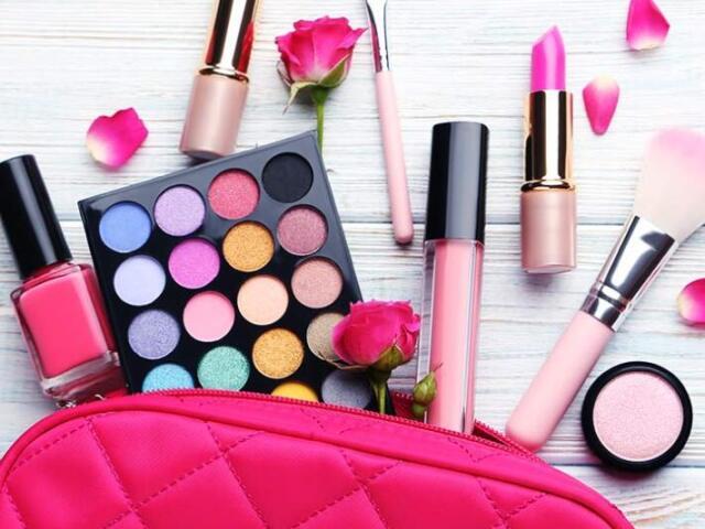 Monte seu kit de maquiagem