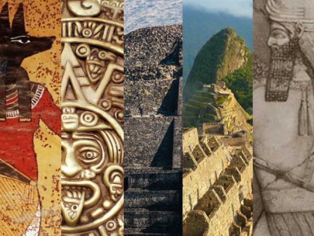 Teste os seus conhecimentos: Civilizações Antigas