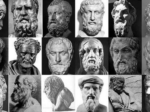 Quiz sobre filósofos
