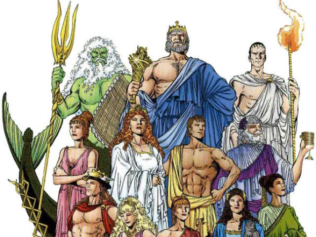 Percy Jackson | De qual deus do Olimpo você seria filho?