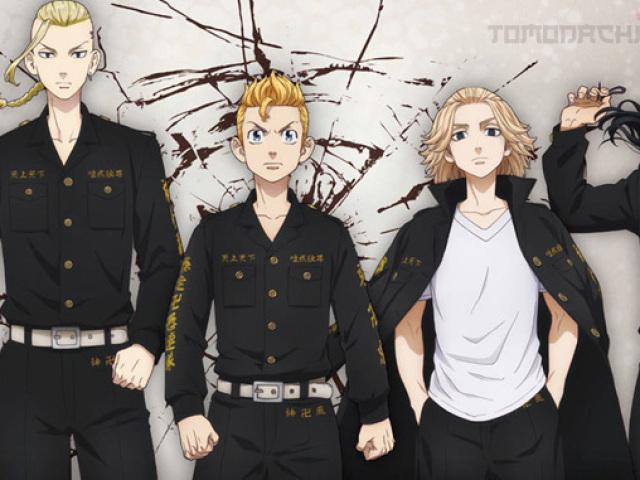 Quem seria sua alma gêmea em Tokyo Revengers?