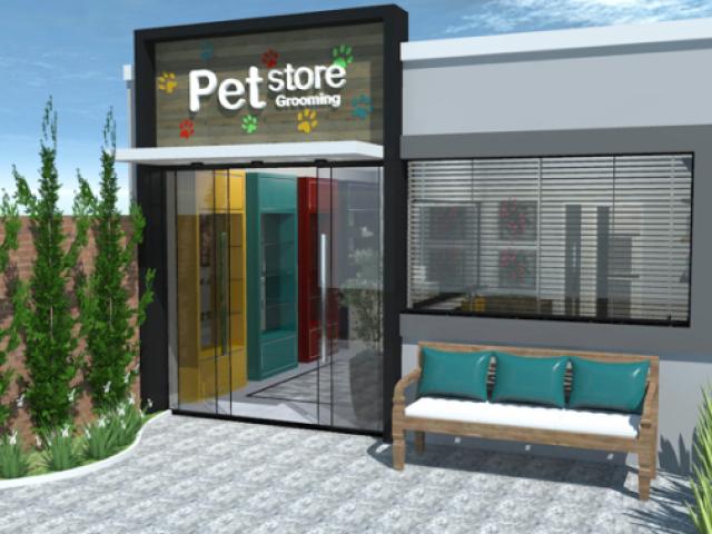 Monte seu Pet Shop