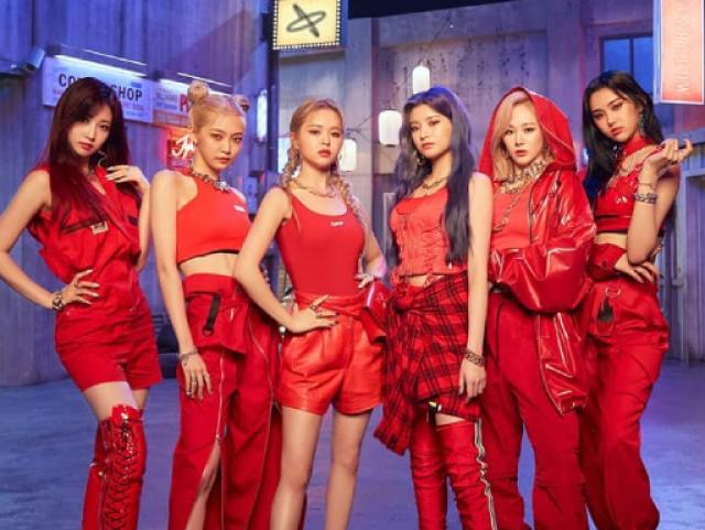 Qual é o grupo? K-pop (Fácil)