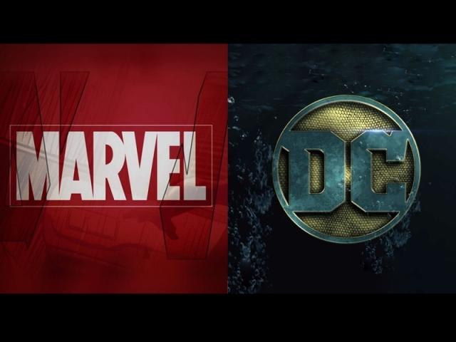 Você conhece os heróis da Marvel/DC? Parte 1