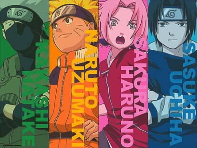 Você conhece todos os personagens de Naruto