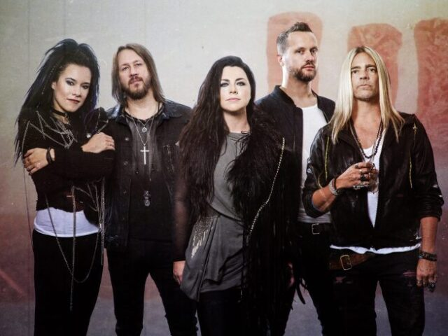 Quiz sobre a banda Evanescence