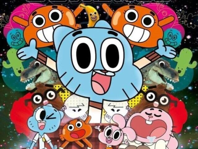 """Você realmente conhece os personagens de """"O Incrível Mundo de Gumball""""!?"""