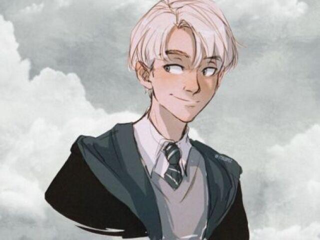 Quantos por cento você seria amigo de Draco Malfoy?