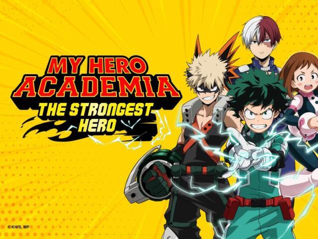 Qual seria seu poder no universo de My Hero Academia?