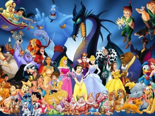 De que reino em Neverland você seria?