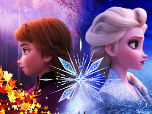 Quem você seria em Frozen 2?