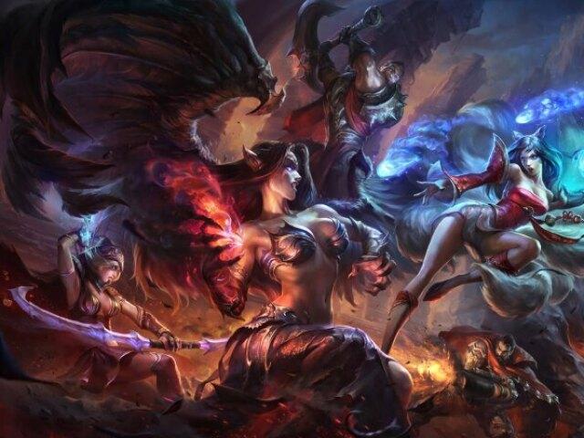Você conhece mesmo League of Legends?