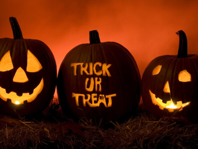 Monte sua festa de Halloween