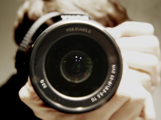A evolução da Fotografia