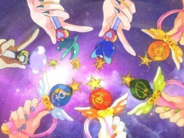 Quem você seria em Sailor Moon?