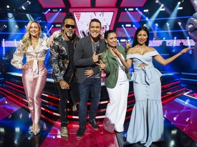 Qual dos jurados do The Voice Kids você seria?