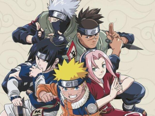 Você realmente sabe tudo sobre Naruto Clássico?