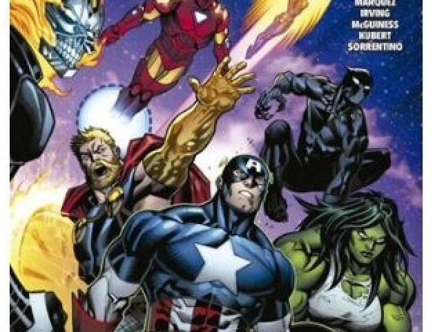 Você conhece os QUADRINHOS da Marvel?