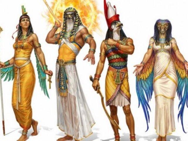 QUAL DEUS DO EGITO ANTIGO VOCÊ É?