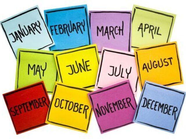 Será que consigo acertar qual mês você nasceu?