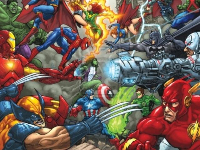 Qual herói você seria?