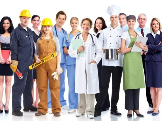 Que profissão você seria?