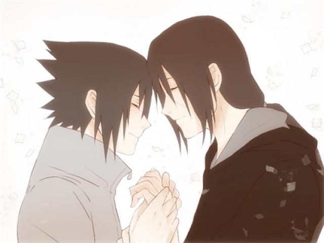 Você é mais Itachi ou Sasuke?