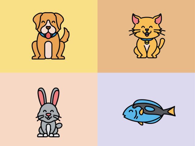 Qual animal de estimação mais combina com você?