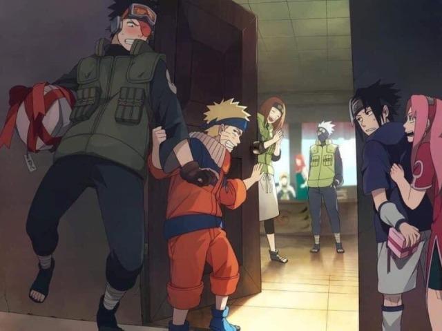 Você sabe tudo sobre Naruto? (fácil)