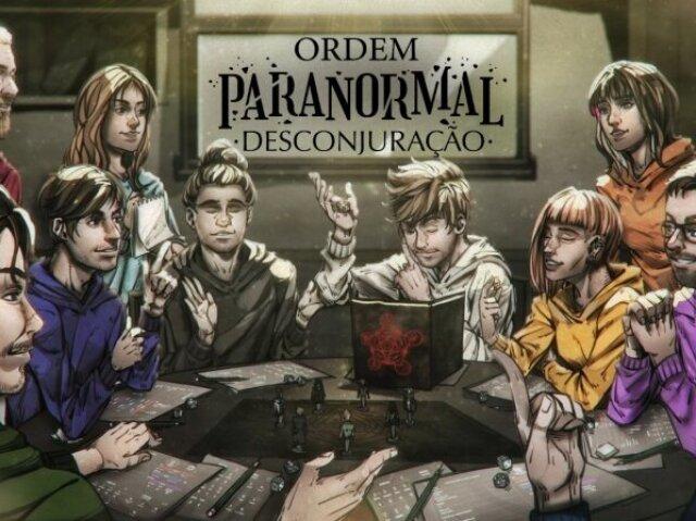 Quiz Ordem Paranormal