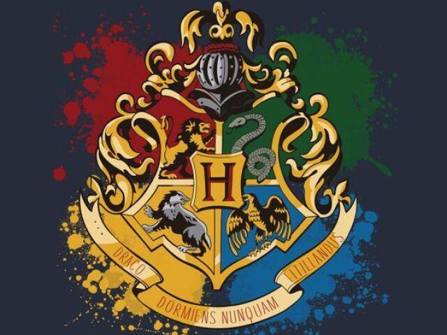 Vou tentar adivinhar sua casa de Hogwarts!