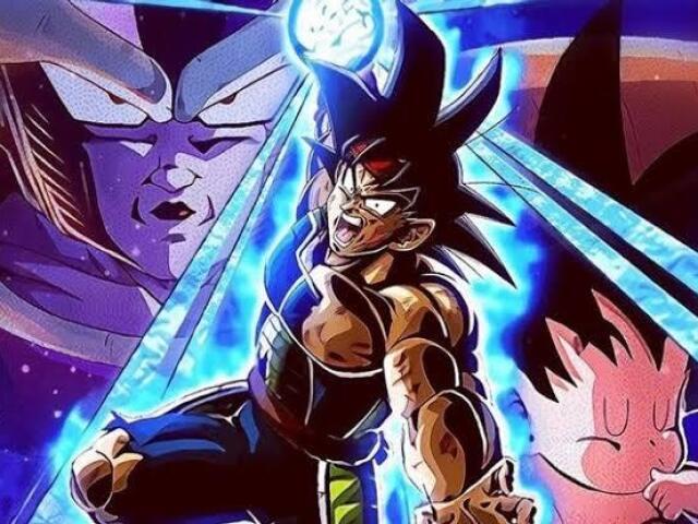 Como um(a) Saiyajin, qual transformação você teria no universo de Dragon Ball?