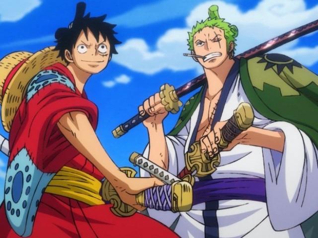 Você consegue acertar o nome desses personagens do anime One Piece?