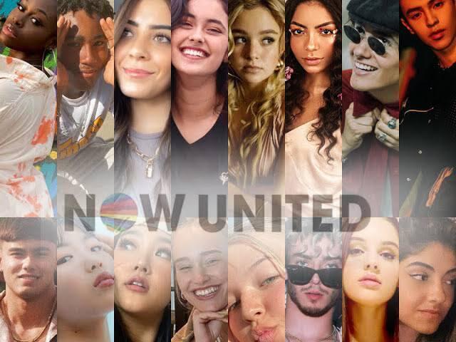 Quais integrantes do Now United?